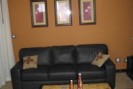 living room at naxos