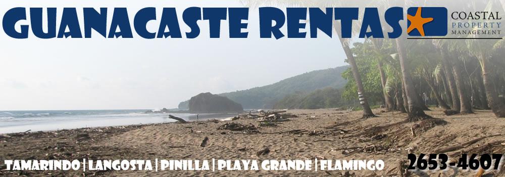 Guanacaste Rentas